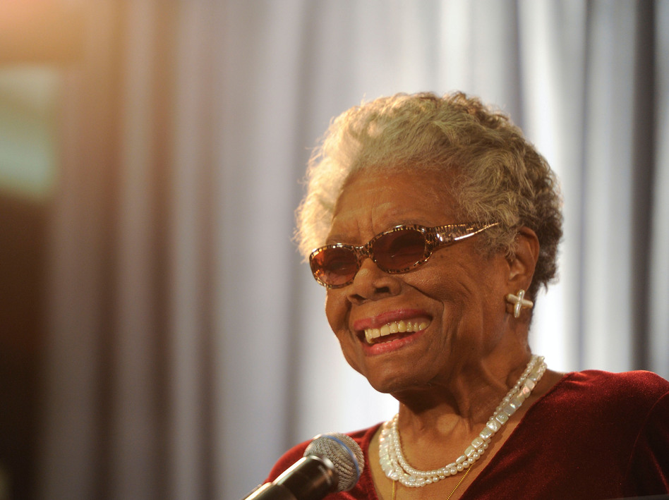 """maya angelou purpose champion of the world View notes - angelou question response from english 124 at university of michigan they are now """"champion[s] of the world"""" the final paragraph in maya angelou."""