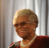 "Poet Maya Angelou has written a poem in honor of Nelson Mandela, ""on behalf of the American people."""