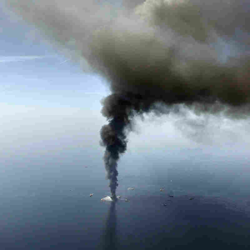 BP Argues Companies Are Unfairly Cashing In On 2010 Spill