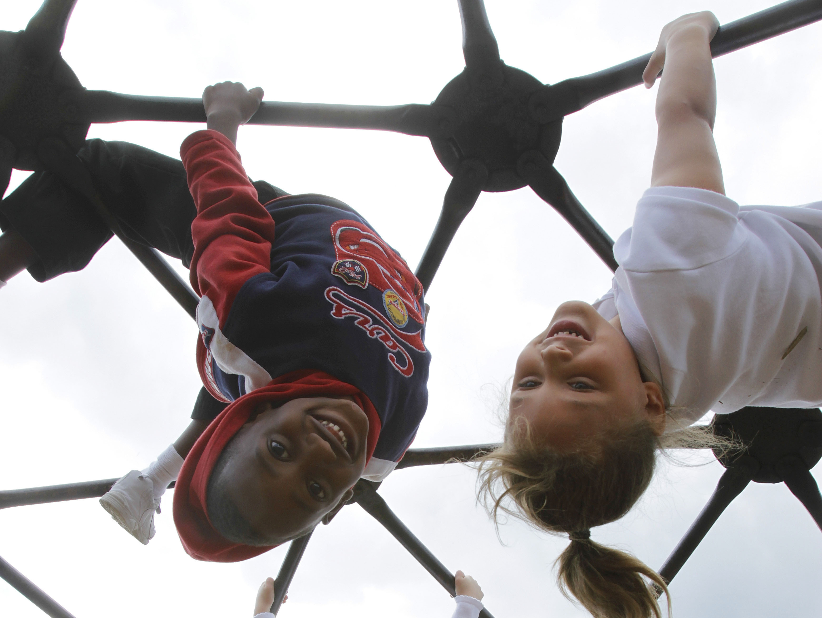 To Get Kids Exercising, Schools Are Becoming Creative