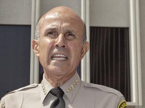 Los Angeles County Sheriff Lee Baca in 2011