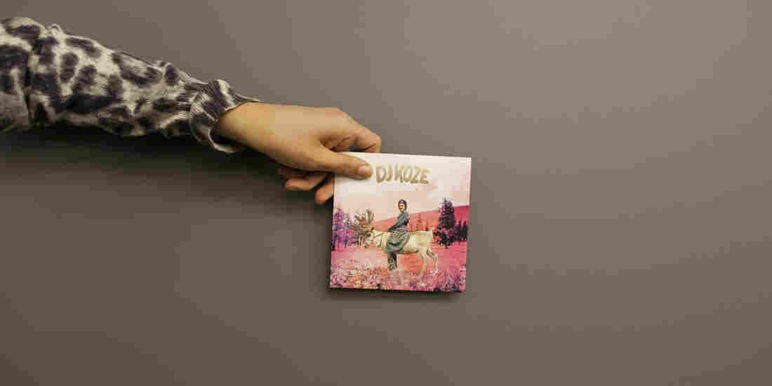 DJ Koze's Amygdala.