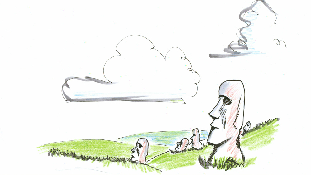 What Happened On Easter Island A New Even Scarier Scenario