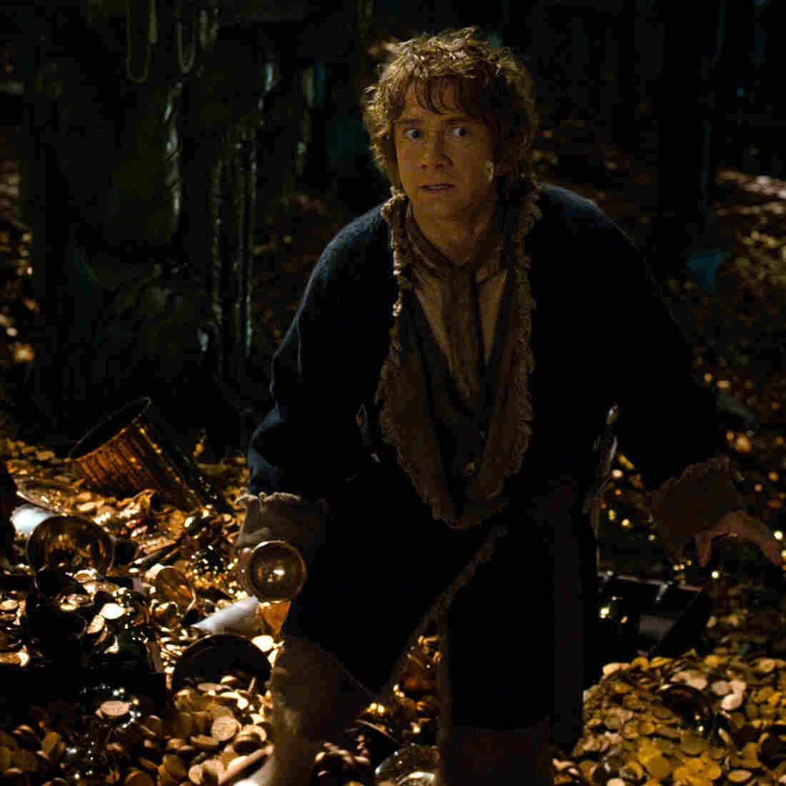 Bilbo's Back, With More Baggage Than Ever
