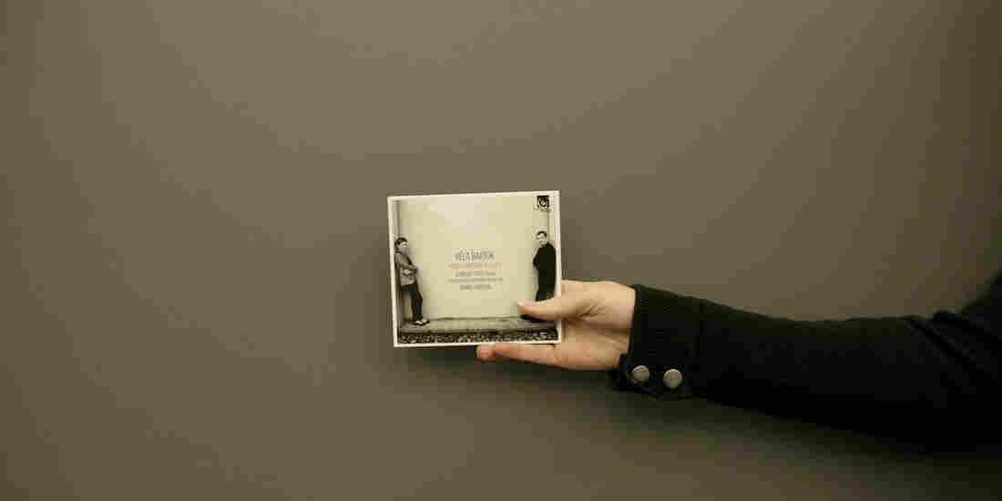 Isabelle Faust's Violin Concertos.