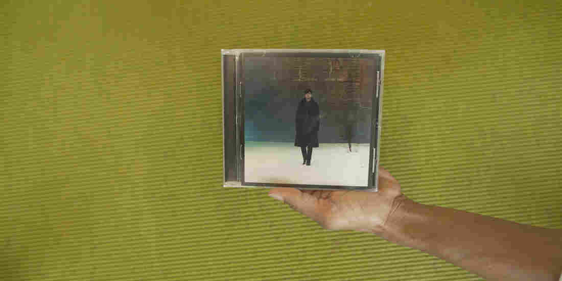James Blake's Overgrown.