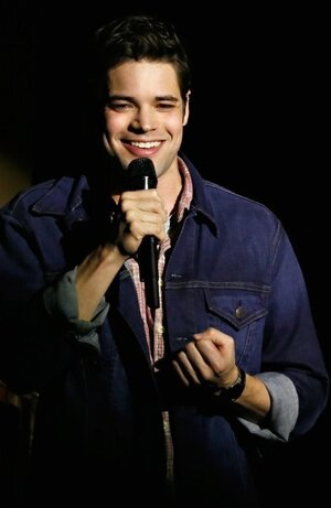 Jeremy Jordan, who anchored one of Smash's storylines in Season 2, returned to the material at New York's 54 Below for a concert version of the musical his songwriter character was writing on the  NBC show.