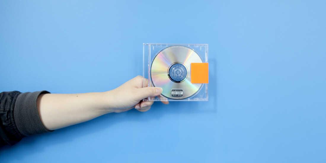 Kanye West's Yeezus.