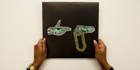 Run the Jewels' Run the Jewels.