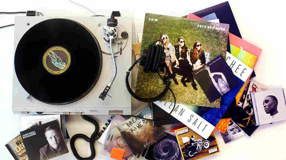 NPR Music's 50 Favorite Albums Of 2013