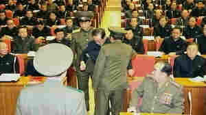 Images Appear To Confirm Removal Of Top North Korean Official