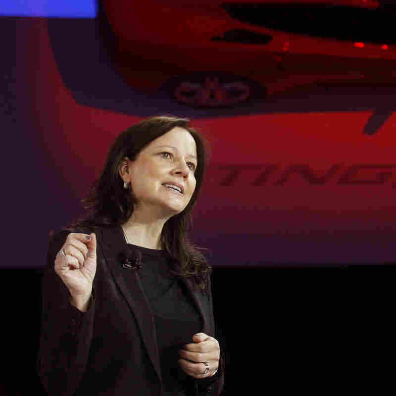 GM Gives A Woman The Keys To Drive Its Future