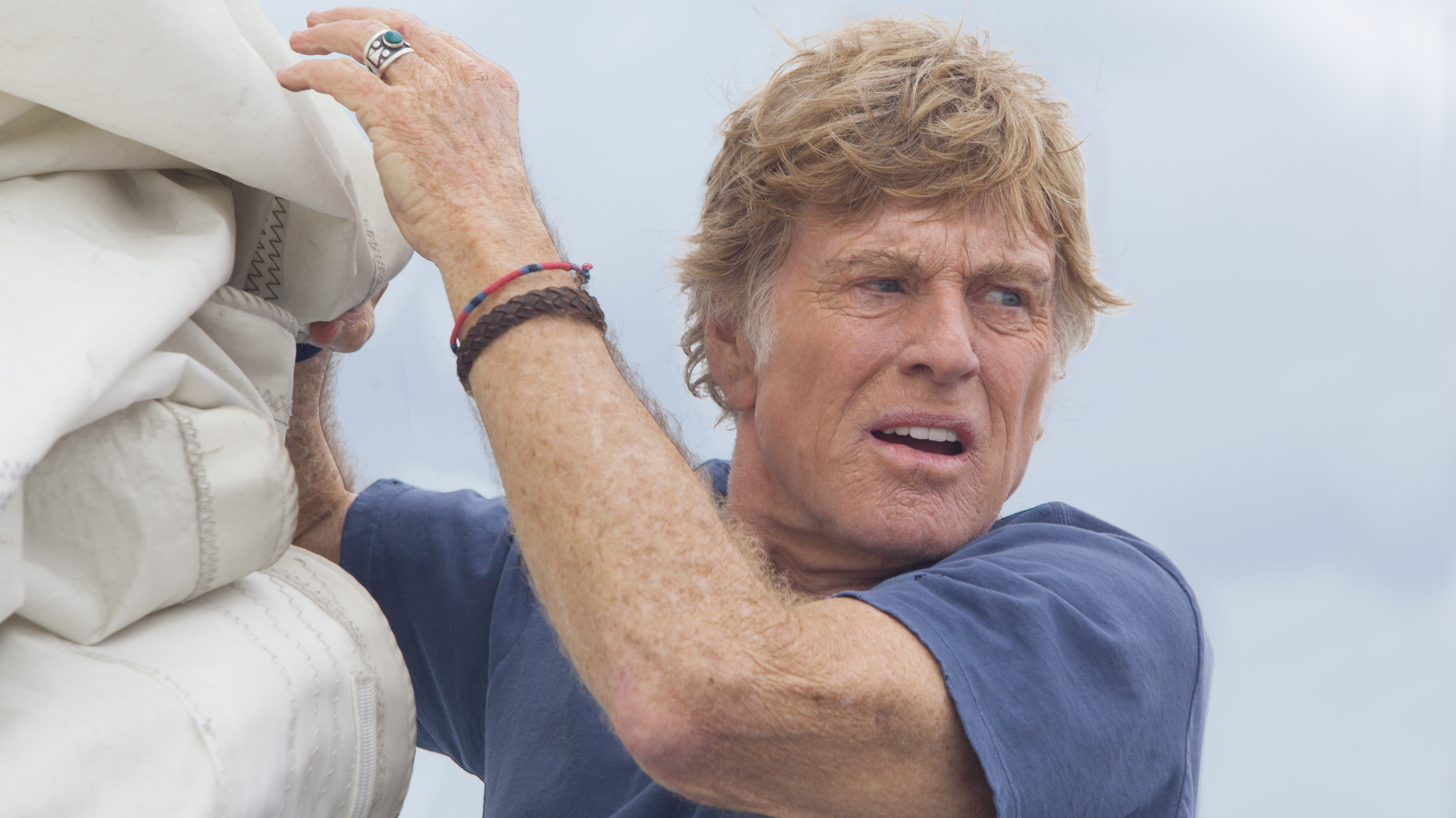 At 77, Robert Redford Goes Back To His Roots