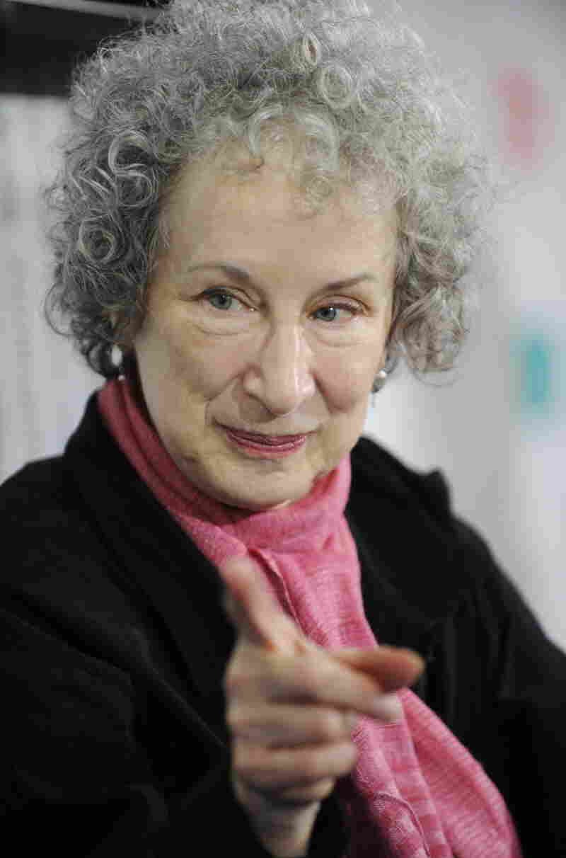 Canadian author Margaret Atwood, pictured in 2009, is part of a group of writers lobbying the United Nations over digital rights.