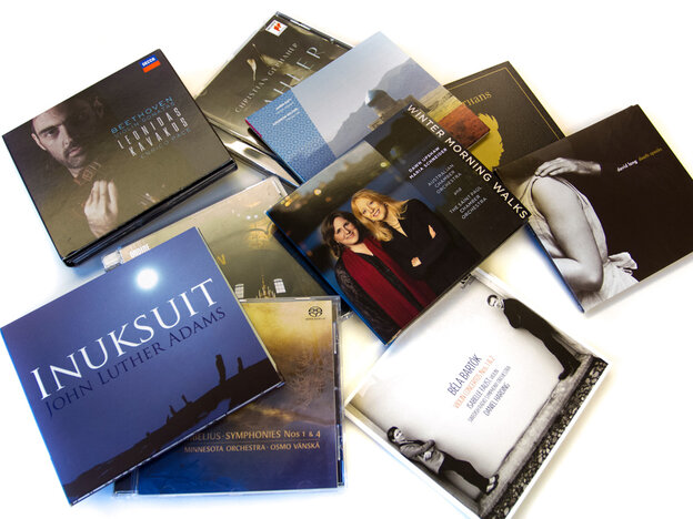 Classical albums we loved this year.