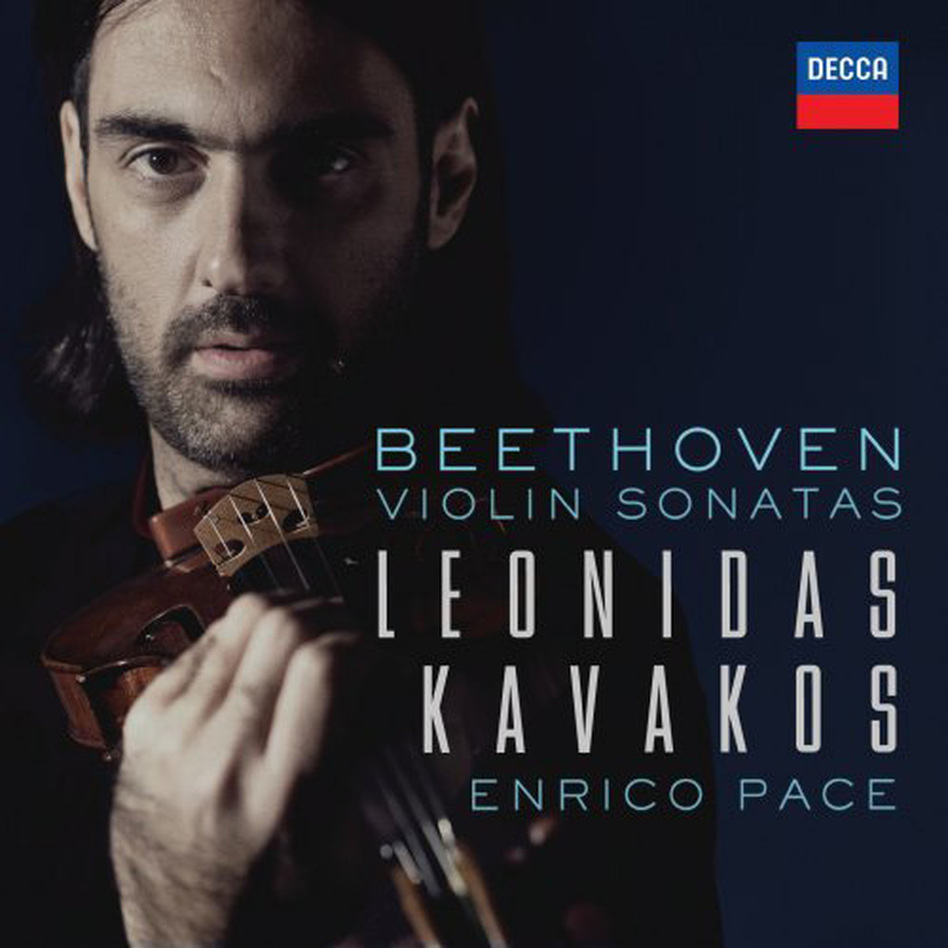 Leonidas Kavakos plays Beethoven.
