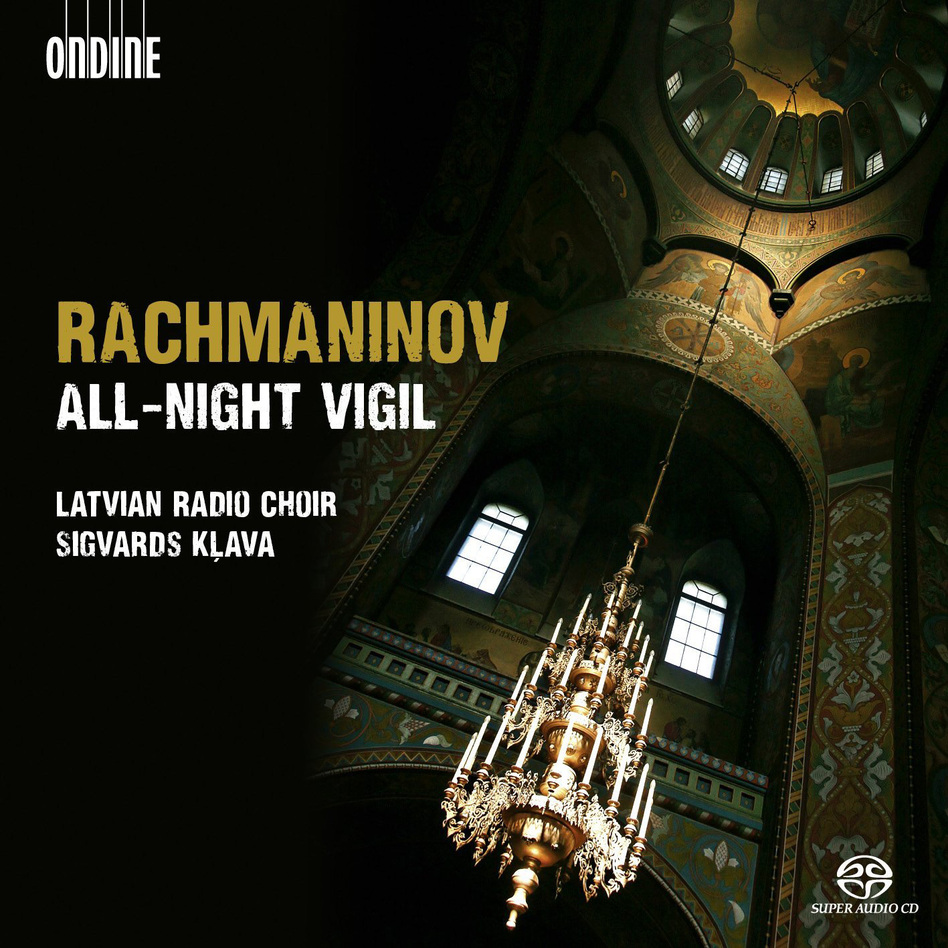 Latvian Radio Choir's All-Night Vigil.