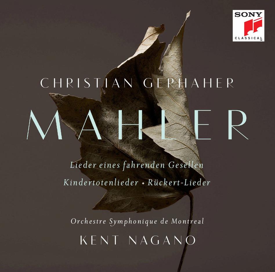 Christian Gerhaher sings Mahler.