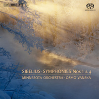 Minnesota Orchestra plays Sibelius.