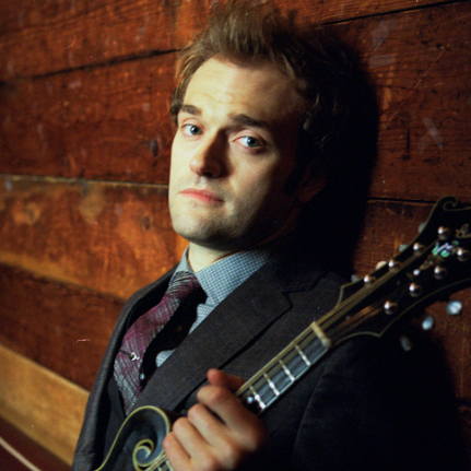 Chris Thile.