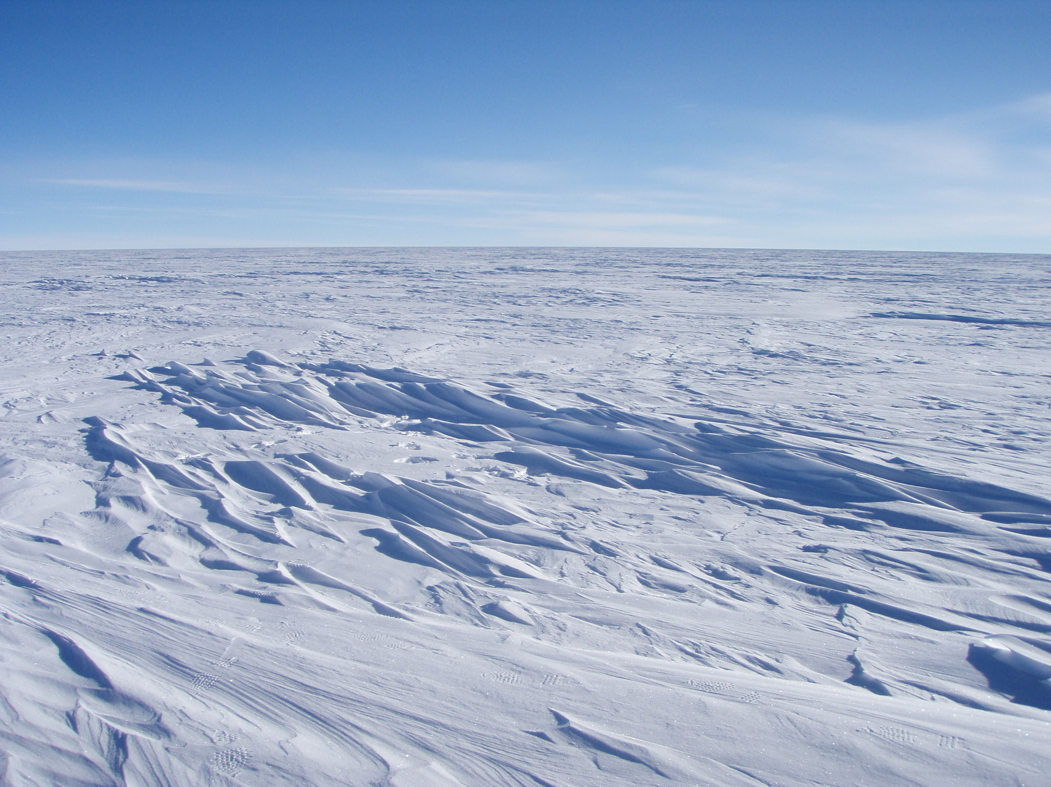 Using Satellite, Scientists Pinpoint Coldest Place On Earth