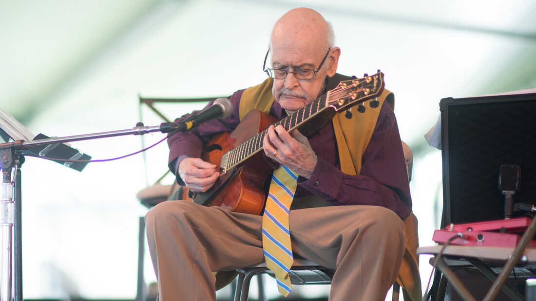 Jim Hall: Guitar As Miniature Orchestra