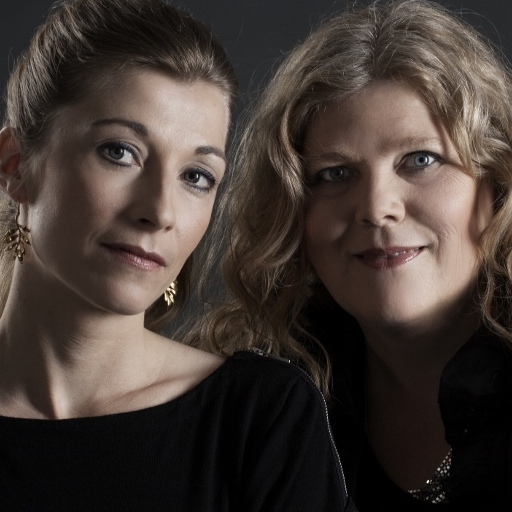 Agnete Friis and Lene Kaaberbol are the Danish authors behind The Boy in the Suitcase and Invisible Murder.