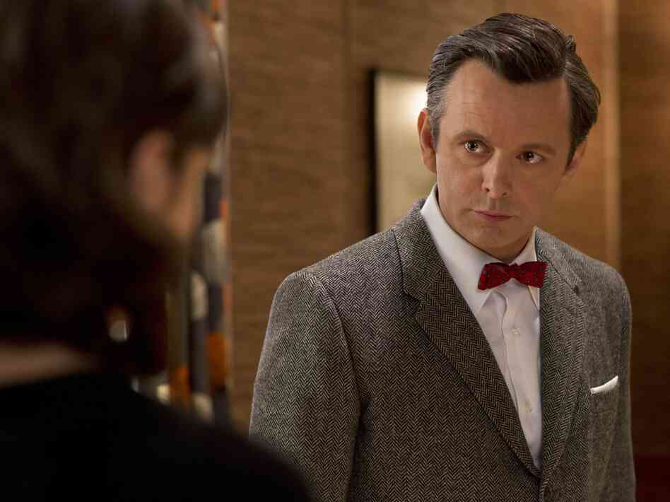 Michael Sheen plays Dr. William Masters, the senior member of a research team that conducted pioneering studies for more than three decades into the physiology of human sexuality.