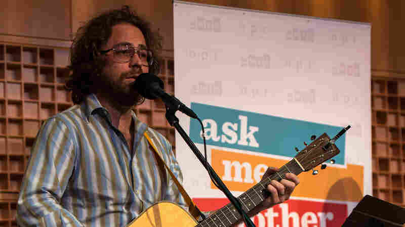 Our one-man house band Jonathan Coulton wields his mighty axe in the name of puzzles.