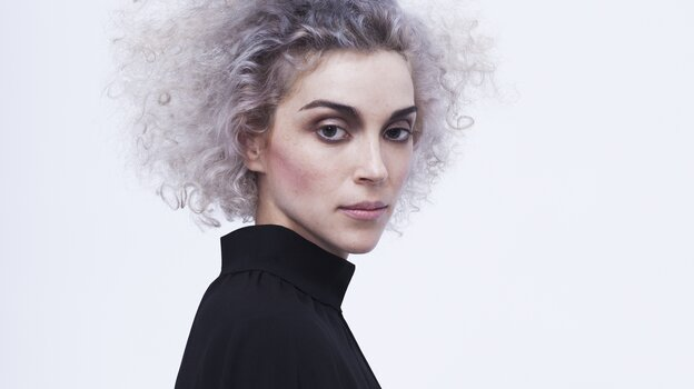 St. Vincent, out Feb. 25, 2014, is the fourth solo album by singer, songwriter and guitarist Annie Clark.