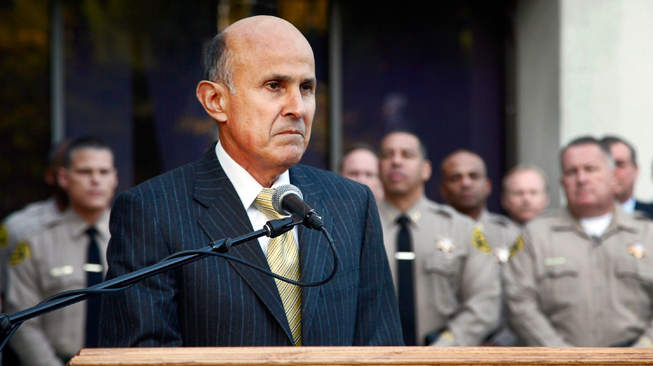 After the FBI released results of a federal probe on Dec. 9, Los Angeles County Sheriff Lee Baca said he was troubled by the charges and called it a sad day for his department.
