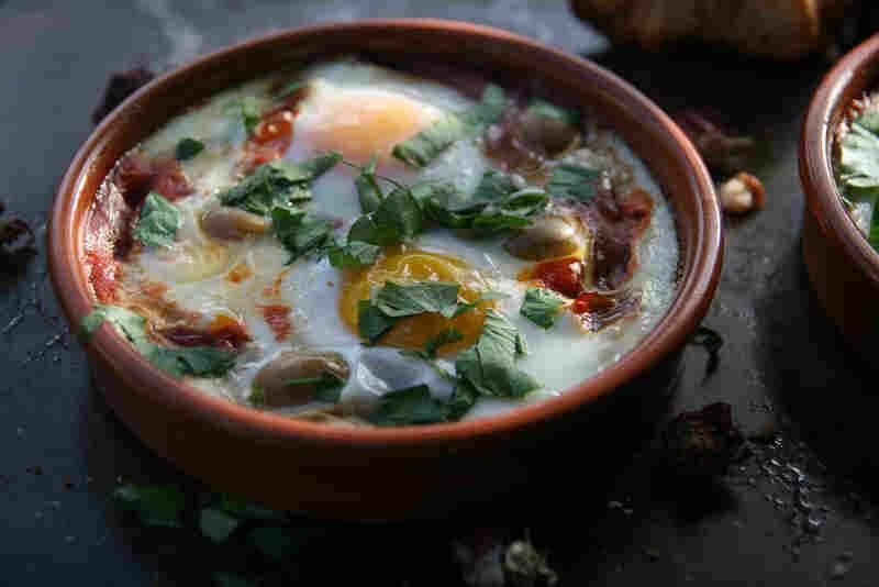 Berber Omelet