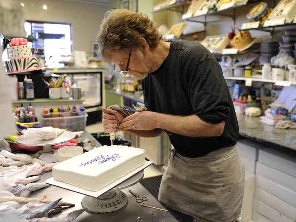 A Colorado judge recently ordered Jack Phillips, owner of Masterpiece Cakeshop, to serve gay couples, after he refused to make a cake for a same-sex wedding.
