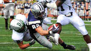 Some Young Athletes May Be More Vulnerable To Hits To The Head