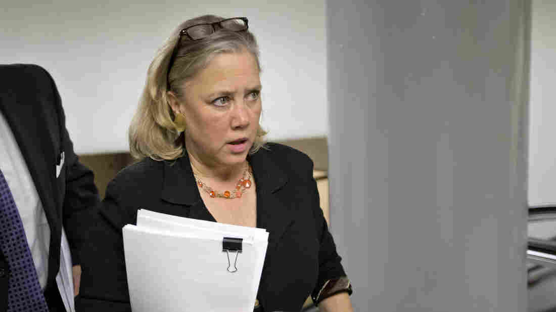 Sen. Mary Landrieu, D-La., is facing a tough re-election bid.
