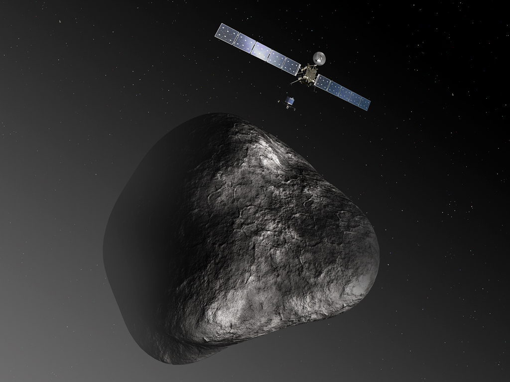 Wake Up, Rosetta! Europeans Begin Checklist For Comet Landing