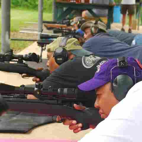African-American Gun Club Hopes To Help Curb Youth Violence
