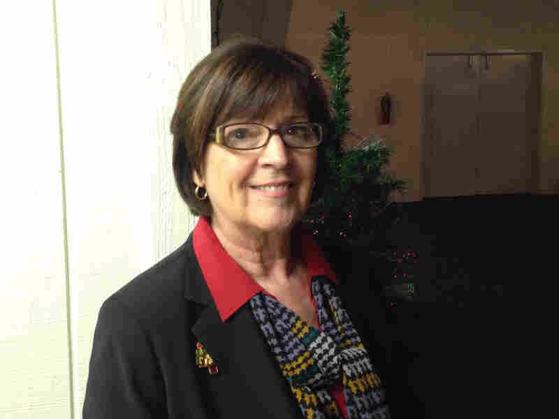 Peggy Venable, the state director for Americans for Prosperity, wants significant cuts to federal government spending.