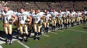 2001 Army-Navy Game Marked By Specter Of Sept. 11