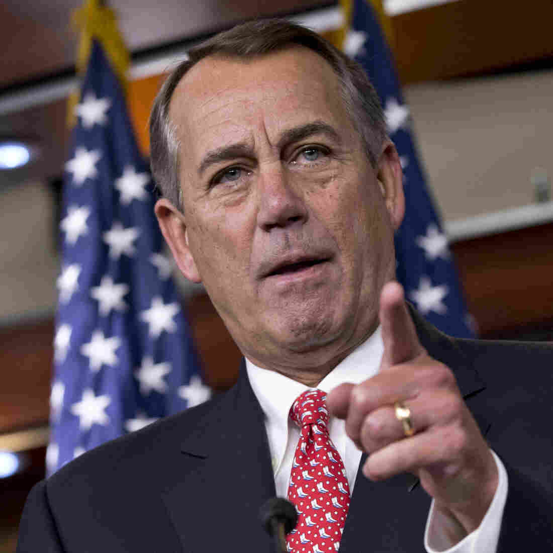 Boehner Blasts Tea Party Groups Over Budget Deal Criticism