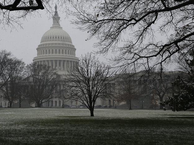 The U.S. Capitol earlier this week.