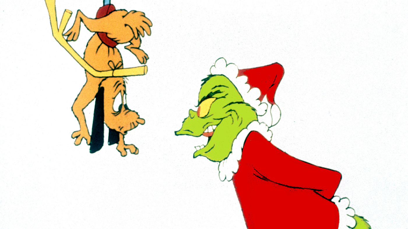 I'm Your Lawyer, Mr. Grinch : Monkey See : NPR