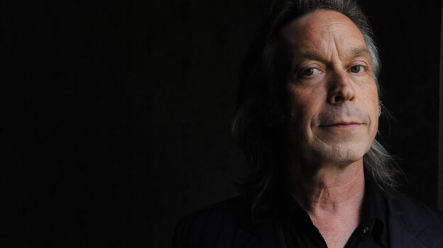 "In the song ""Old Time Angels,"" Jim Lauderdale imagine"
