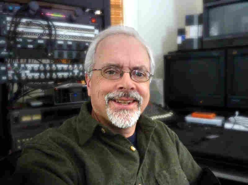 Doug Normington is 58, self-employed, and has diabetes.