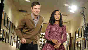 Kerry Washington (with Taran Killam) recently appeared on SNL to spoof the show's lack of a black female cast member.