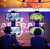 StarCraft II is one of many games that professional gamers play with a global audience watching.