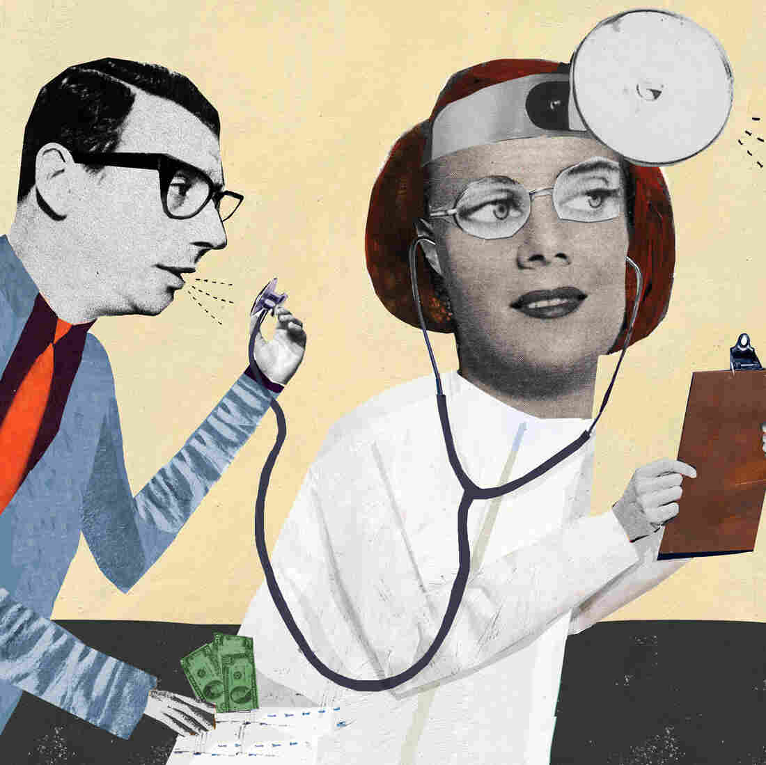 Before The Prescription, Ask About Your Doctor's Finances