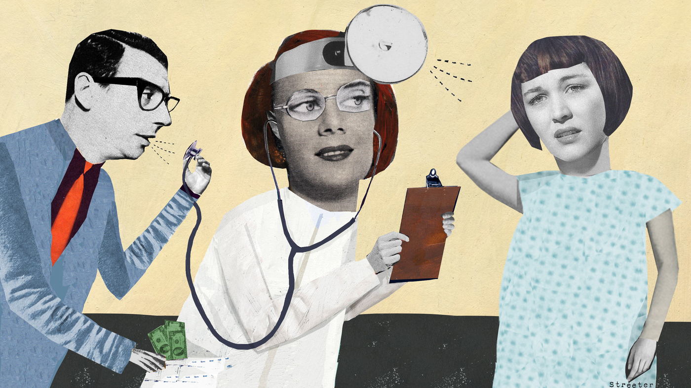 Ask A Doctor >> Before The Prescription Ask About Your Doctor S Finances Shots