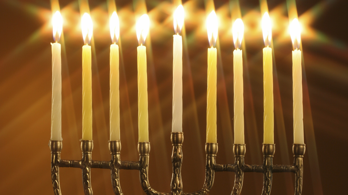 hanukkah lights stories of the season npr