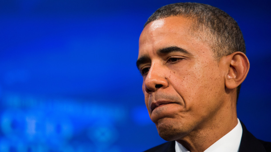 President Obama: He's been called out on one of his highest-profile promises. (Getty Images)